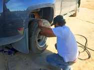 Tonopah tire repair