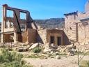 Ghost town of Rhyolite
