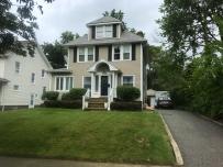 The boyhood home