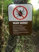 war on ticks