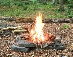 whiteman's campfire